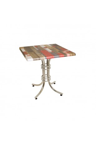 Buket Werzalit Kare Mutfak Masası 60x60 (Kampanya)-3