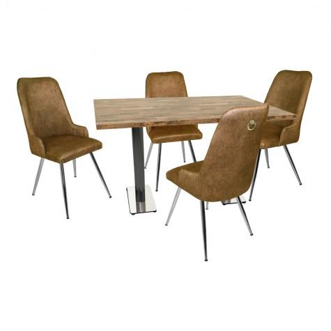 Karanfil - Çırağan Masa Takımı