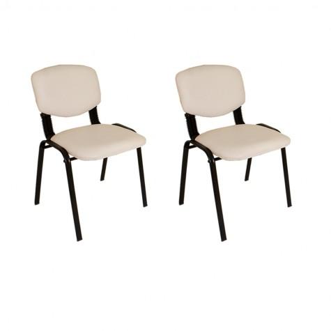 Form Ofis ve Toplantı Sandalyesi (2 Adet)