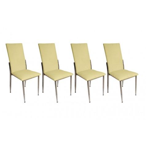 Gözde Sandalye (Deri) (4 Adet ) (Kampanya)