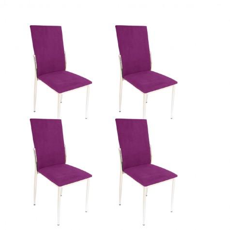 Gözde Sandalye (Kumaş) (4 Adet ) (KAMPANYA)