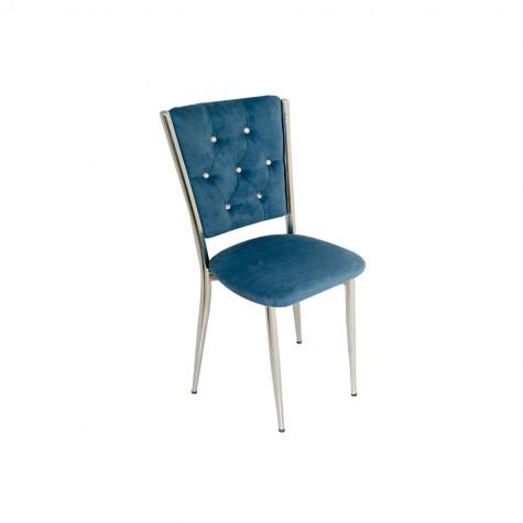 Kapitoneli Sandalye (Kumaş) (Kampanya)