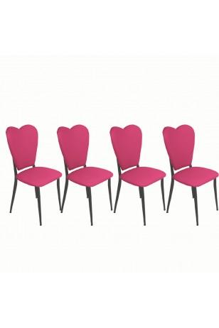 Aşk-ı Derun Sandalye (4adet) (Kampanya)